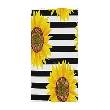 Amazon.com: AGONA - Toallas de mano absorbentes y suaves con ...