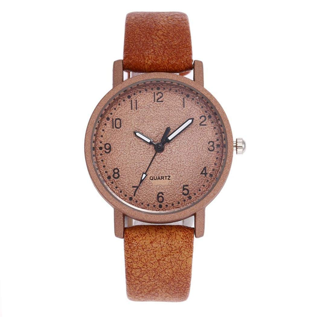 Analog Multi-Colour Dial Womens Watch-181221Q-197 at Amazon Womens Clothing store: