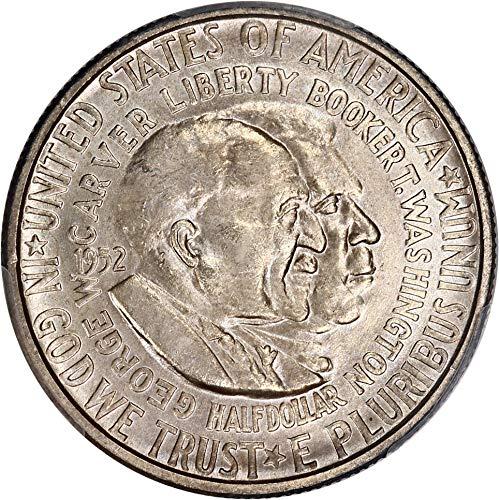 1952 D Silver Commemoratives Washington-Carver Half Dollar MS66 PCGS\CAC ()