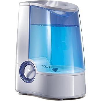Amazon Com Vicks V4600 Filterfree Cool Mist Humidifier