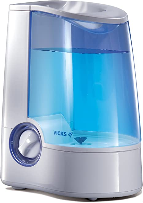 Kaz Vicks Warm Mist Humidifier V745A manuals