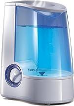 Vicks Warm Mist Humidifier, Small to Medium Rooms, 1 Gallon Tank