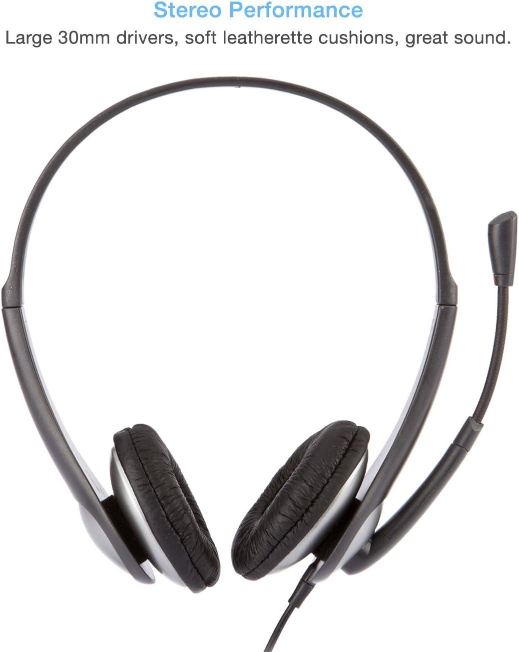 Headphone Splitter Semoic Headphone Adapter 3.5mm Stereo Male to 2 x 3.5mm Female Head