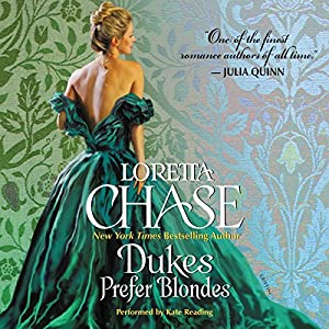 Dukes Prefer Blondes Audiobook