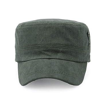 Vinteen Sombrero Macho Ocio Verano Gorra Militar Marea Juvenil Gorra de béisbol  Sombrero de Pato Color 7f3b1a78ca9