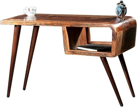 De la vendimia del escritorio de madera de diseño de escritorio de ...