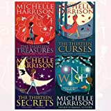 Download 13 treasures series michelle harrison 4 books collection set - the thirteen treasures,the thirteen curses,the thirteen secrets,one wish in PDF ePUB Free Online