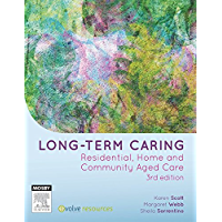Long-Term Caring - e-Book: Residential, home and community aged care