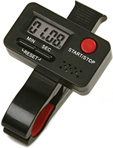 Norpro Black Digital Clip-On 99 Minute Cooking Timer, One