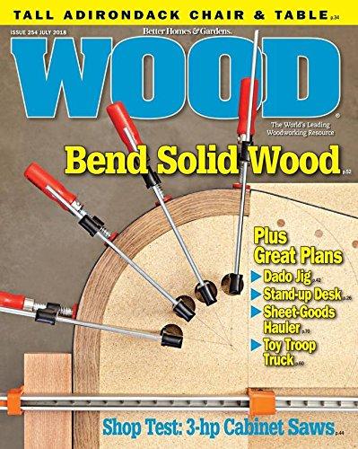 Magazines : Wood