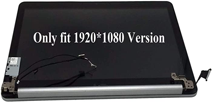 """Bblon 15.6"""" LCD LED Display Touch Screen Assembly for Dell Inspiron 15 7000 Series 7537 (Not a Whole Laptop)"""
