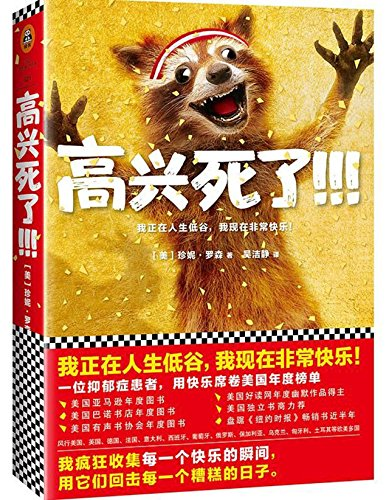 Furiously Happy (Chinese Edition)