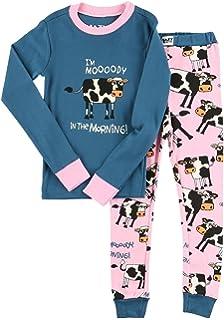 Lazy One Kids Long Sleeve Pajama Sets