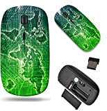 MSD Wireless Mouse Travel 2.4G Wireless Mice with USB Receiver, Noiseless and Silent Click with 1000 DPI for notebook, pc, laptop, computer, mac book design 35068132 Data Network on a Corporate System