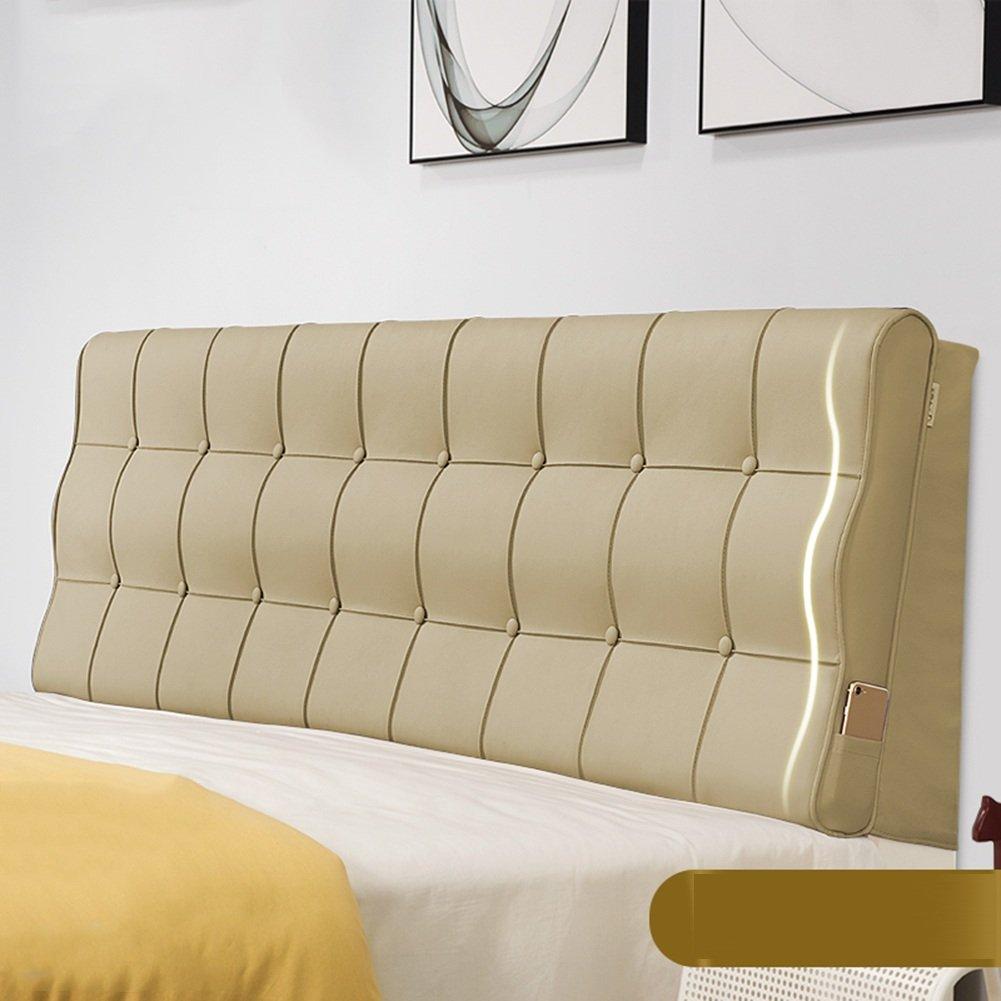 QIANGDA クッション ベッドの背もたれ バッククッション ヘッドボード付き PUマット アンチコリジョンヘッド 疲労を和らげる ベッドルーム 7単色、 5サイズ 利用可能 ( 色 : シルバーグレー , サイズ さいず : 150 x 10 x 60cm ) B07B2KBGQ5 150 x 10 x 60cm|シルバーグレー シルバーグレー 150 x 10 x 60cm