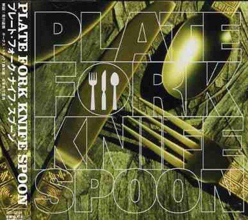 Plate And Vine (Plate Fork Kinife Spoon)