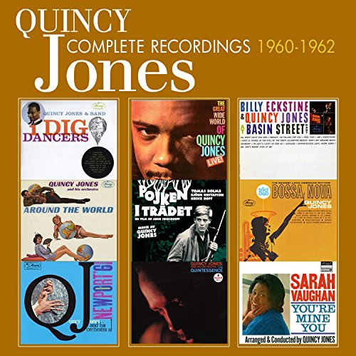 Quincy Jones - The Complete Recordings: 1960-1962 - Lyrics2You