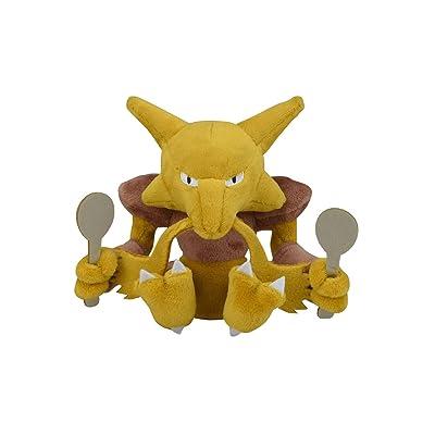 Pokemon Center Original Plush Doll Pokemon fit Alakazam 713: Toys & Games