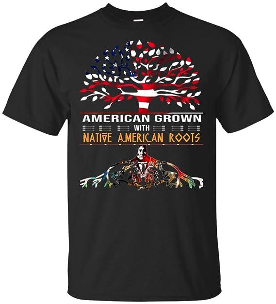 Amazon.com: Camiseta de la Corona Americana: Clothing