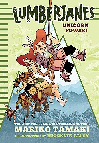 Unicorn Power! (Lumberjanes)