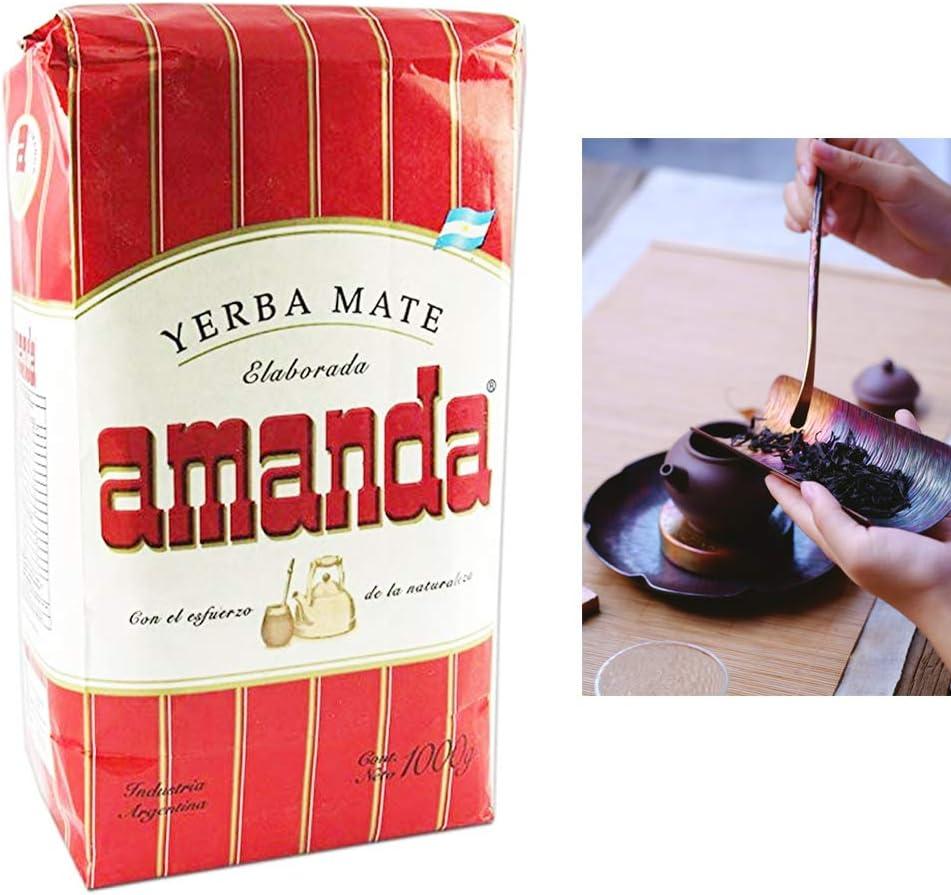 Yerba Mate discount Amanda - 3 bags Kilos 2.2 half Lbs each of