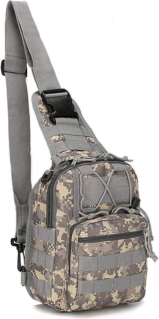 Backpack Military Bag Fastening Drawstring Shoulder Strap New Camouflage