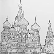Fantastic Structures A Coloring Book Of Amazing Buildings Real And