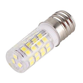 E17 LED bombilla 5000 K, horno de microondas aparato bombillas ...