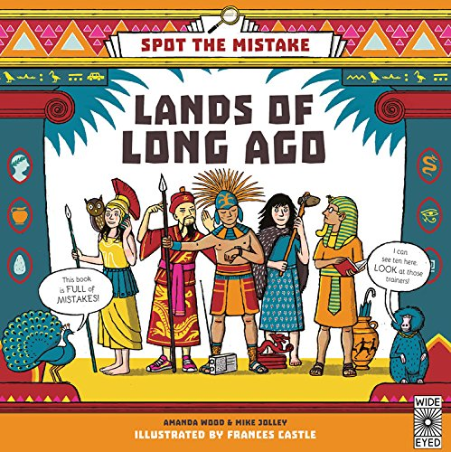 Download Spot the Mistake: Lands of Long Ago ebook