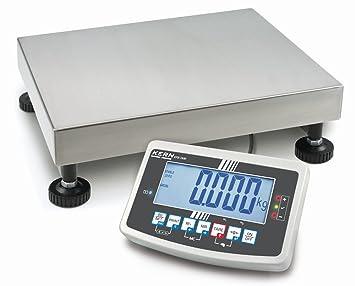 Balanza industrial [Kern IFB 100K-3] Robusta balanza de plataforma, Campo de