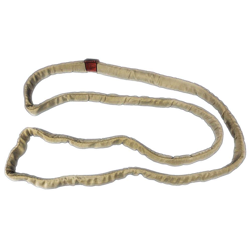 Type 5 Round Sling 12 ft Stren-Flex Endless Polyester 1-1//4 Diameter STRERS4-12 Color Code: Tan