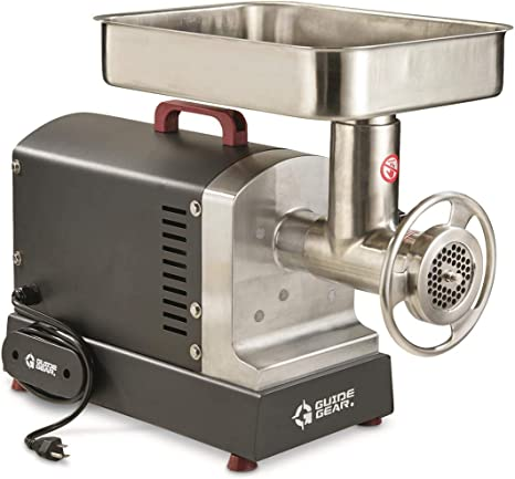 Guide Gear Number 22 Electric Meat Grinder 1 Hp Kitchen Dining