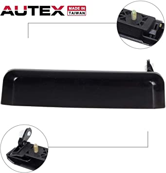 Front, Driver Side New Door Handle for Nissan Sentra NI1310102 1982 to 1997