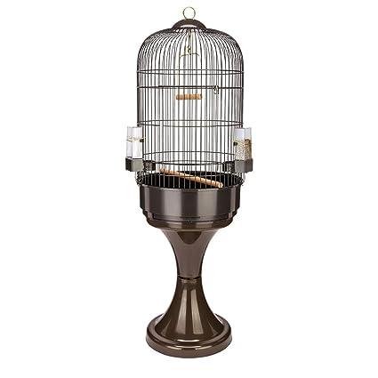 Ferplast MAX 6 Parrot Jaula, 53 x 165 cm, Color Negro: Amazon.es ...