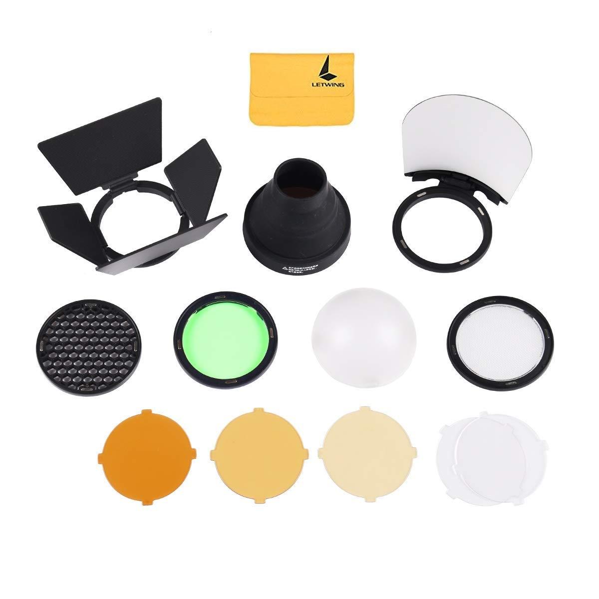 Godox AK-R1 Pocket Flash Light Accessories Kit for Godox H200R,Godox AD200 Accessories by Godox (Image #2)