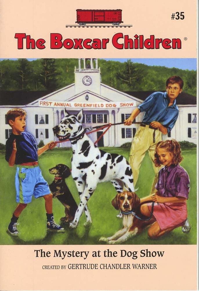 The Mystery at the Dog Show (The Boxcar Children Mysteries) PDF