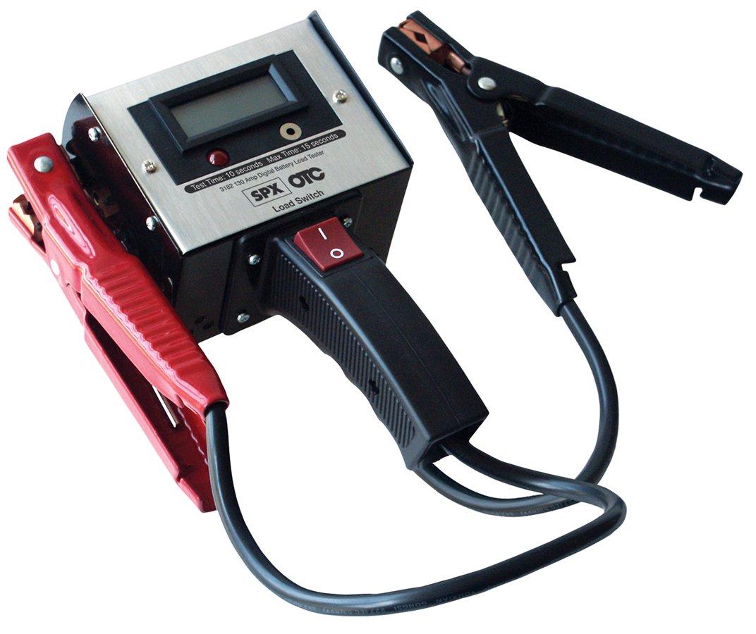 OTC 3182 130-Amp Digital Battery Load Tester by OTC (Image #1)