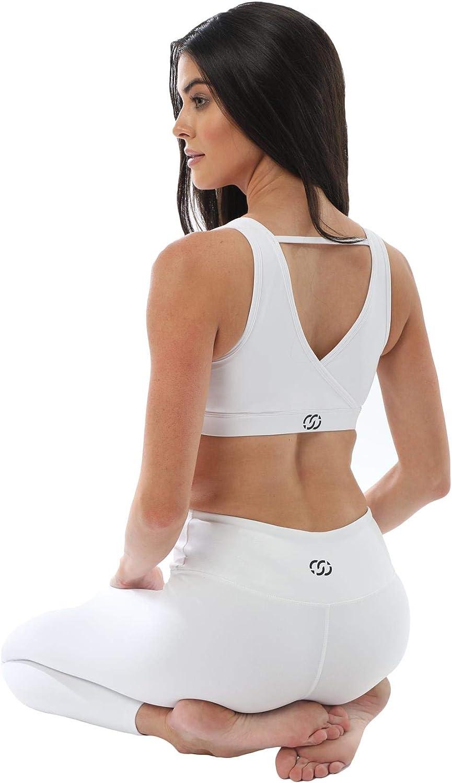 Leggings//Yoga Pants w Credit Card//Key Pocket CompressionGear Mid Waisted