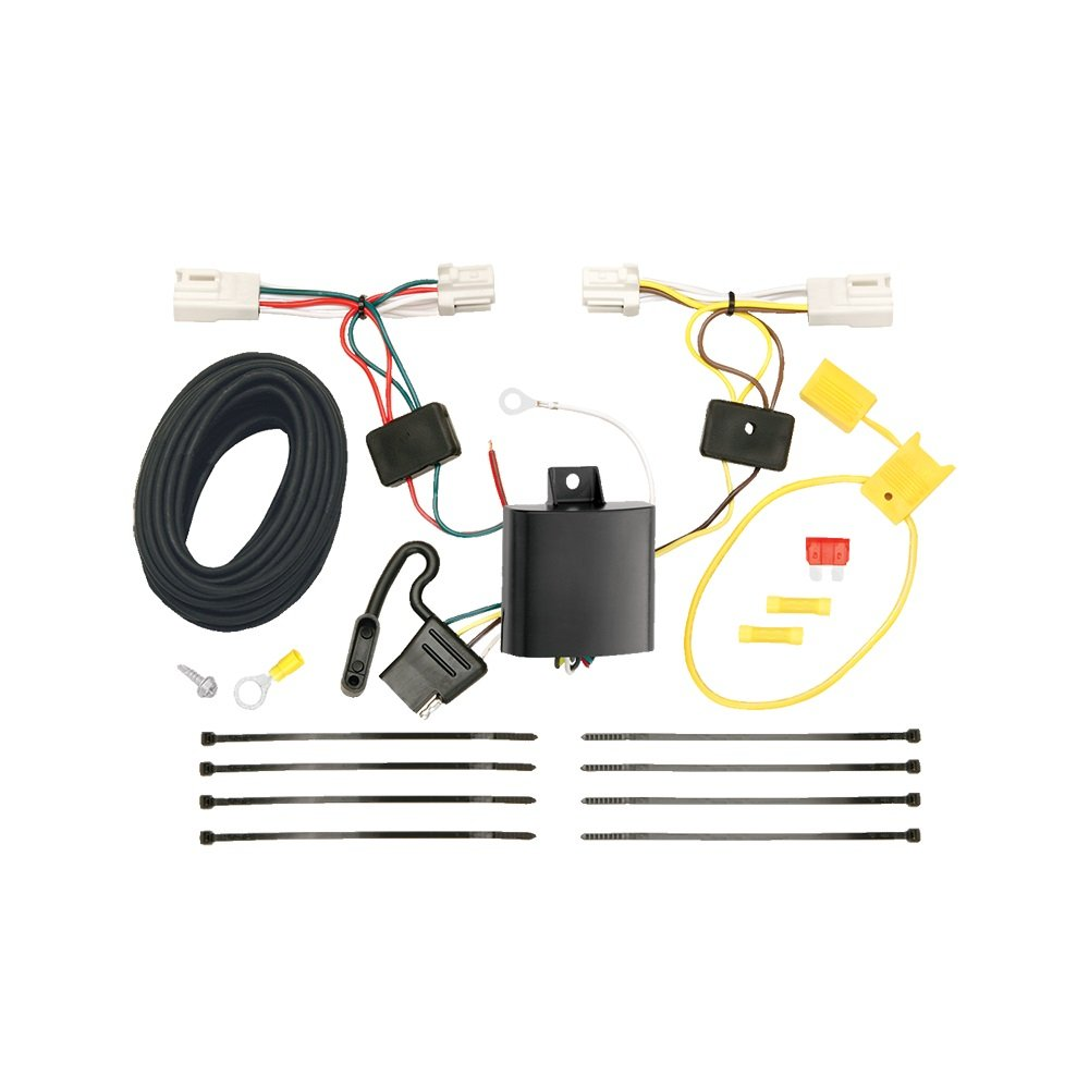 Heavy Duty Modulite Circuit Protected Vehicle Wiring Harness
