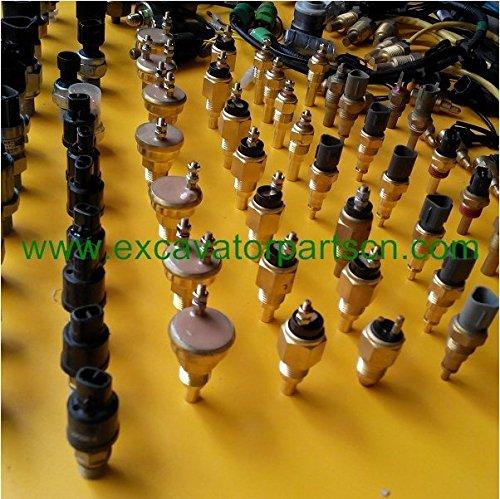 AFTERMARKET REPLACEMENT EXCAVATOR PARTS applicable to excavator PC200-8 PC300-8 PC400-8 PC130-8 PC240-8 PC160-8 20Y-60-32121 solenoid valve