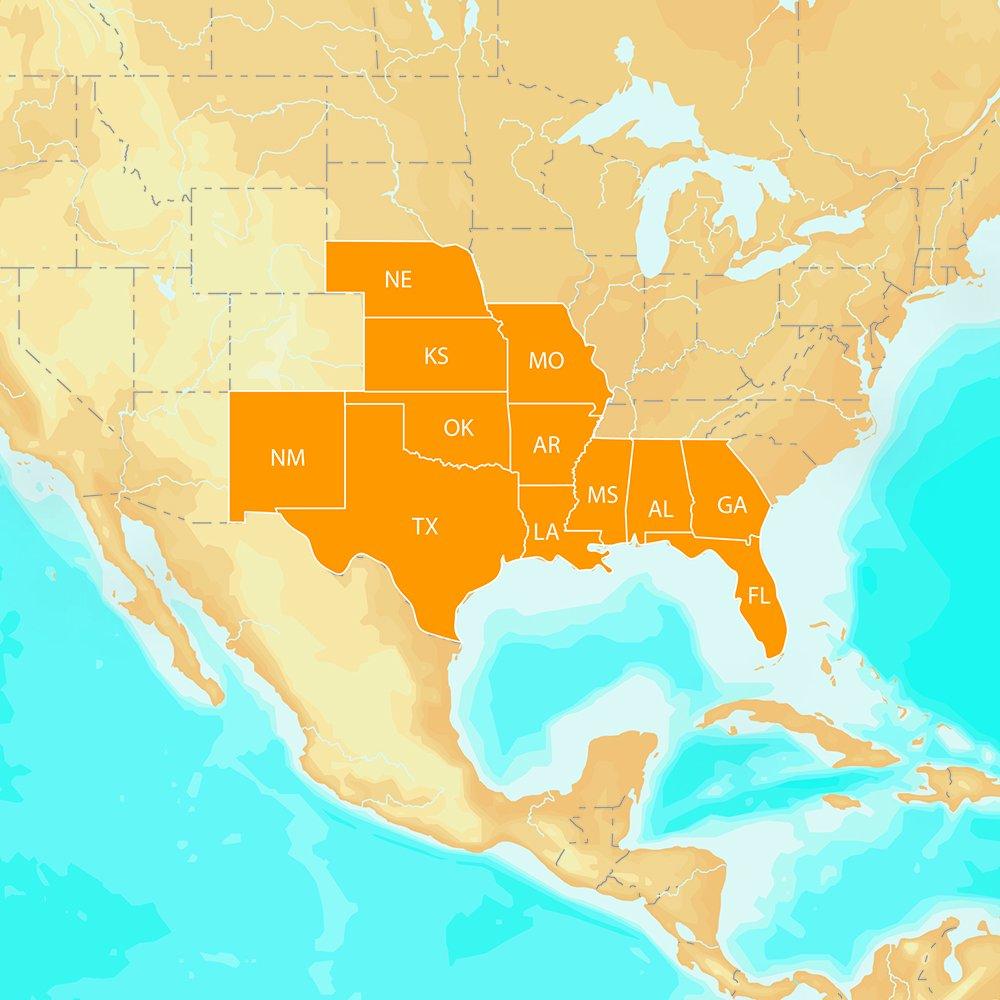 Navionics MSD/HMPT-S6, Hotmaps Platinum Lake Maps South