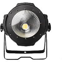 SHEHDS Aluminum alloy LED Par COB 200W Cool White and Warm White Lighting Stage Lighting DMX 512 Professional Par Light…
