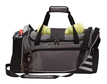 Travelwell Fitness Carry On Sport Travel Gym Duffel Bag With Cooler