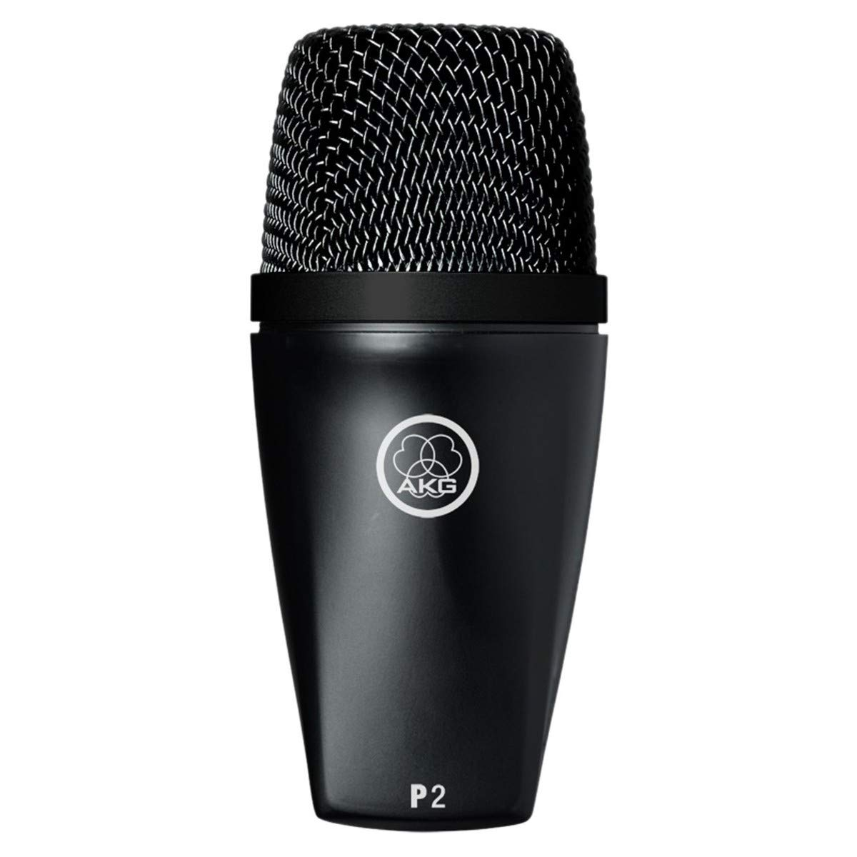 AKG P2 High-Performance Dynamic Bass Microphone by AKG Pro Audio