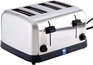 Waring (WCT708) Four-Compartment Pop-Up Toaster