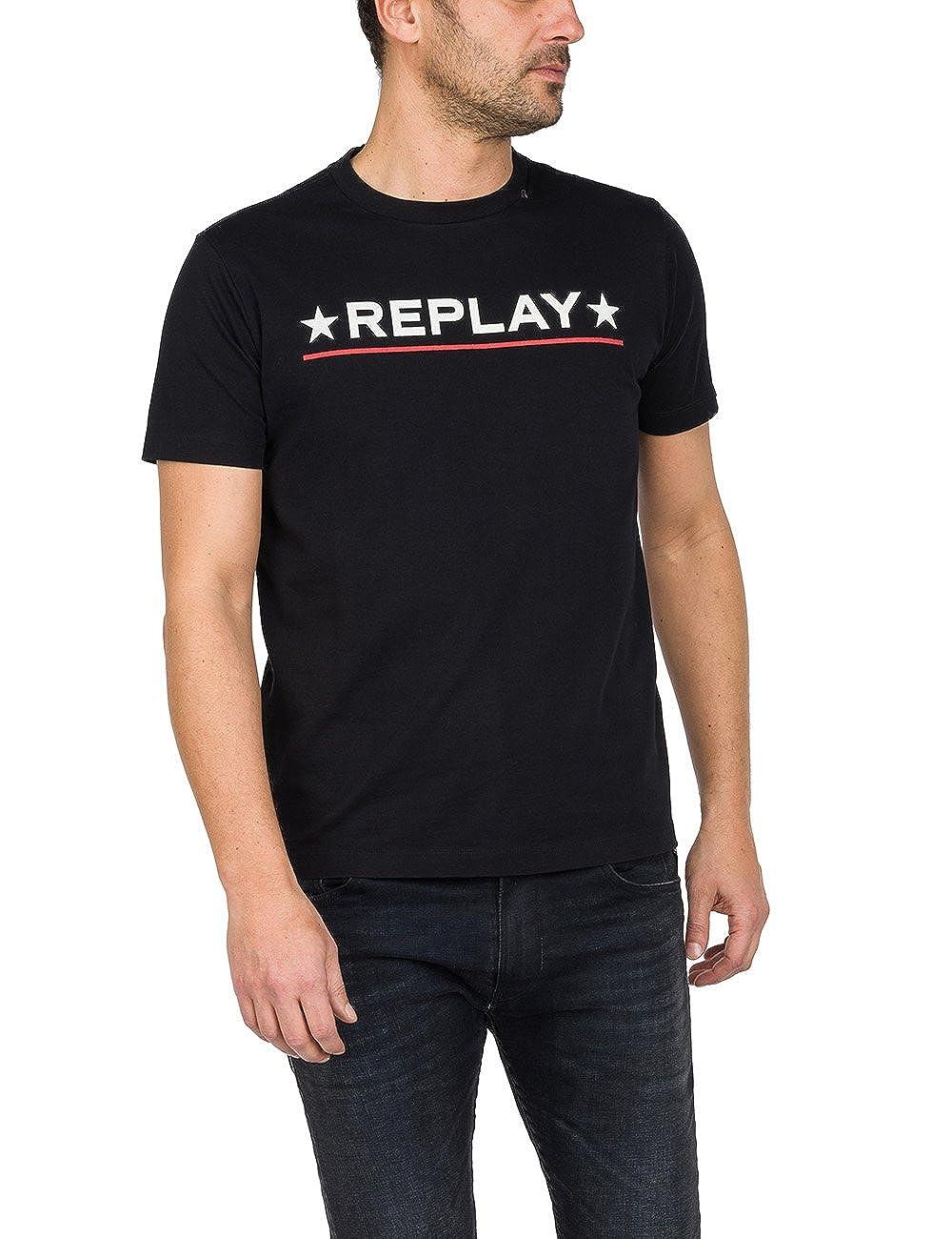 TALLA M. REPLAY Camiseta para Hombre