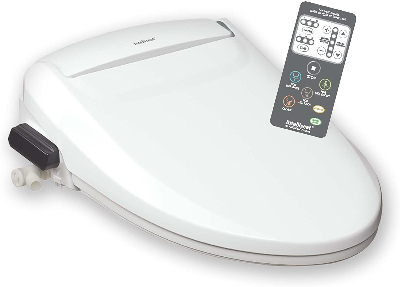 Amdm Intelliseat The Ultimate Bidet Electronic Toilet Seat Inteleseat Bidet Amazon Com