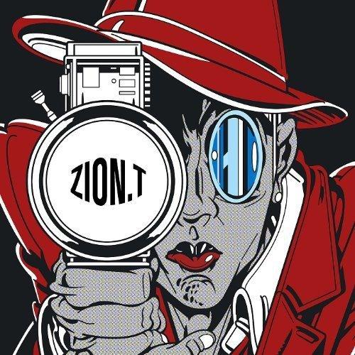 Zion.T 1集 - Red Light (韓国盤)                                                                                                                                                                                                                                                    <span class=
