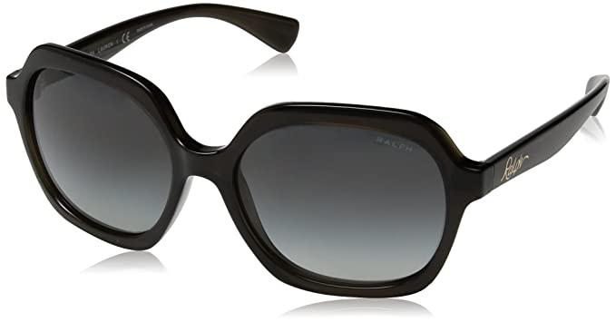 Ralph Lauren RALPH BY 0RA5229 Gafas de sol, Dark Grey, 57 ...
