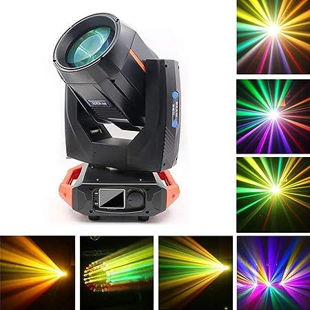 ⏰WTD 350W Haz de luz, Proyector de movimiento de cabezal de ...